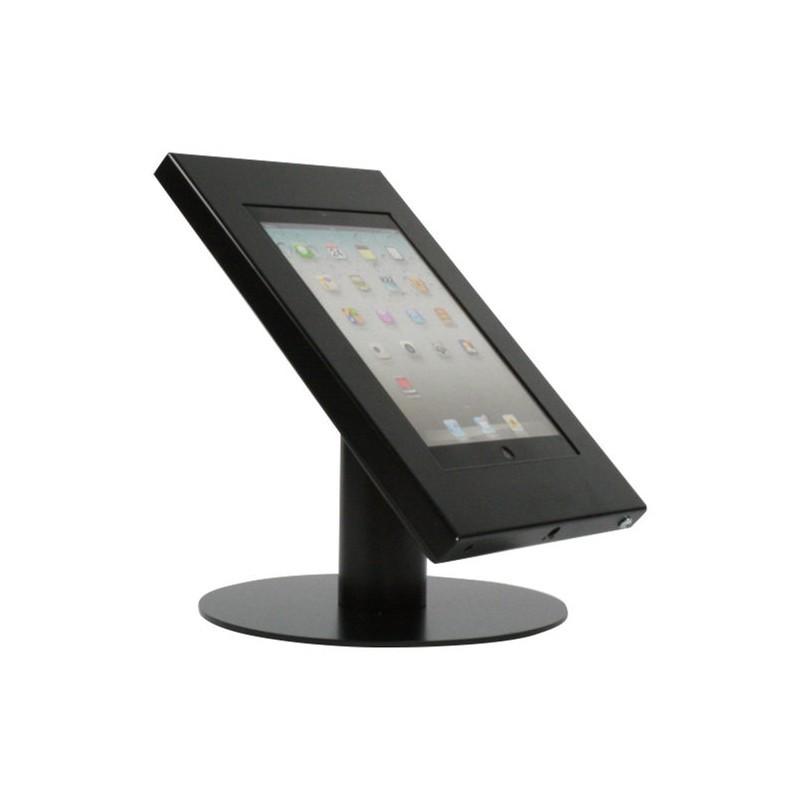 Tablet Tischständer Securo iPad und Galaxy Tab schwarz