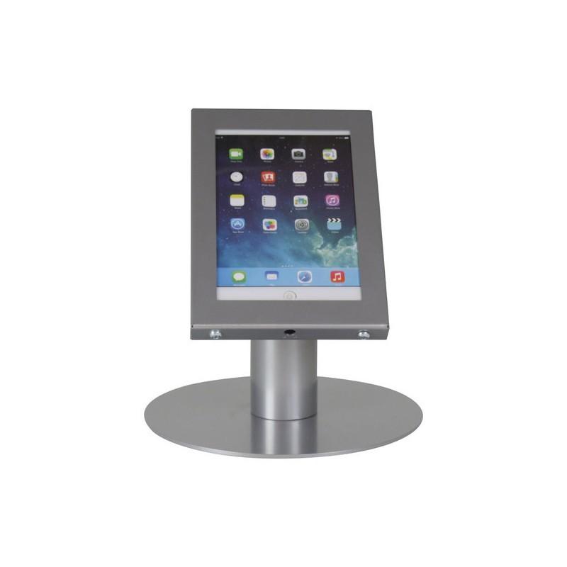 iPad Mini Tischständer Securo grau