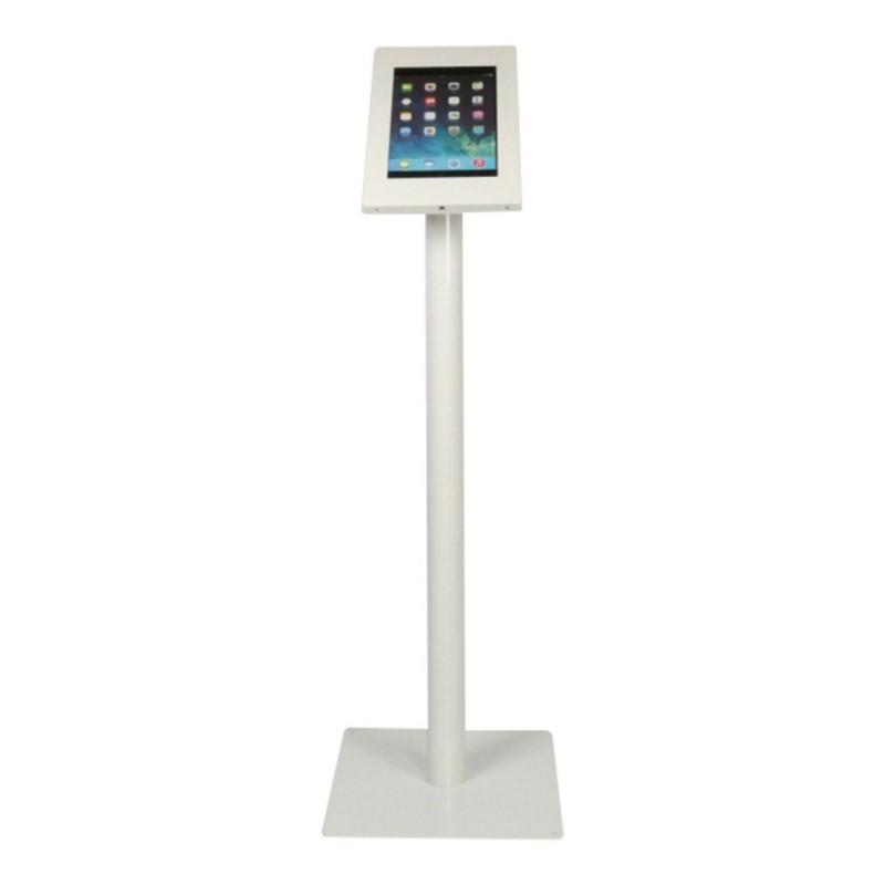 Tablet Bodenständer Securo iPad und Galaxy Tab weiß
