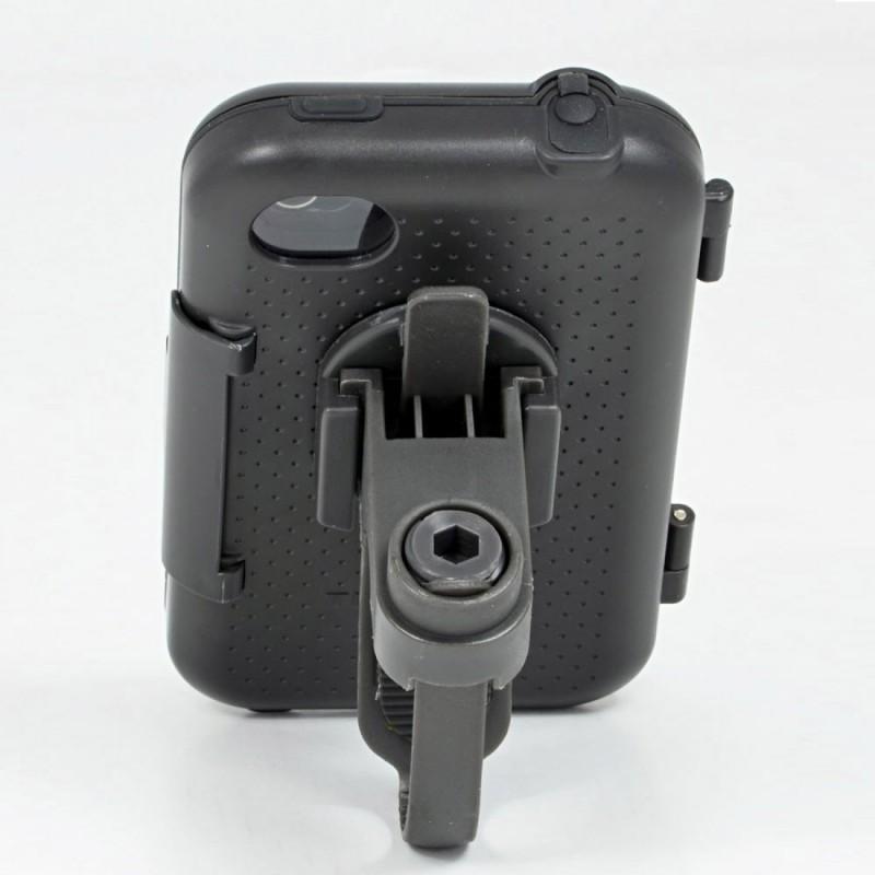 Ten97 M500 BikeMount Fahrradhalterung iPhone 4(S) grau