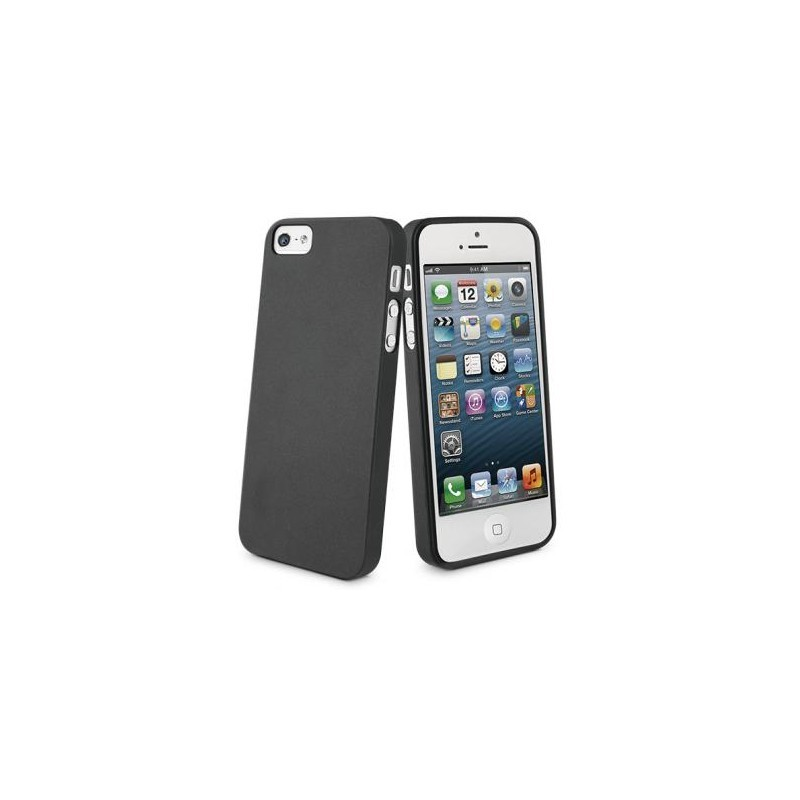 Muvit ThinGel Case iPhone 5(S)/SE schwarz