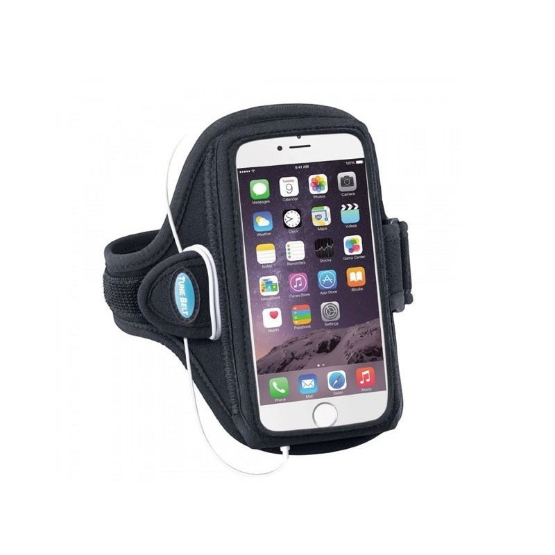 Tune Belt Sportarmband AB92 iPhone 6(S) Plus schwarz