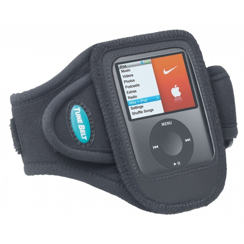 Tune Belt Sportarmband AB73+ iPod nano Nike Plus Sport schwarz