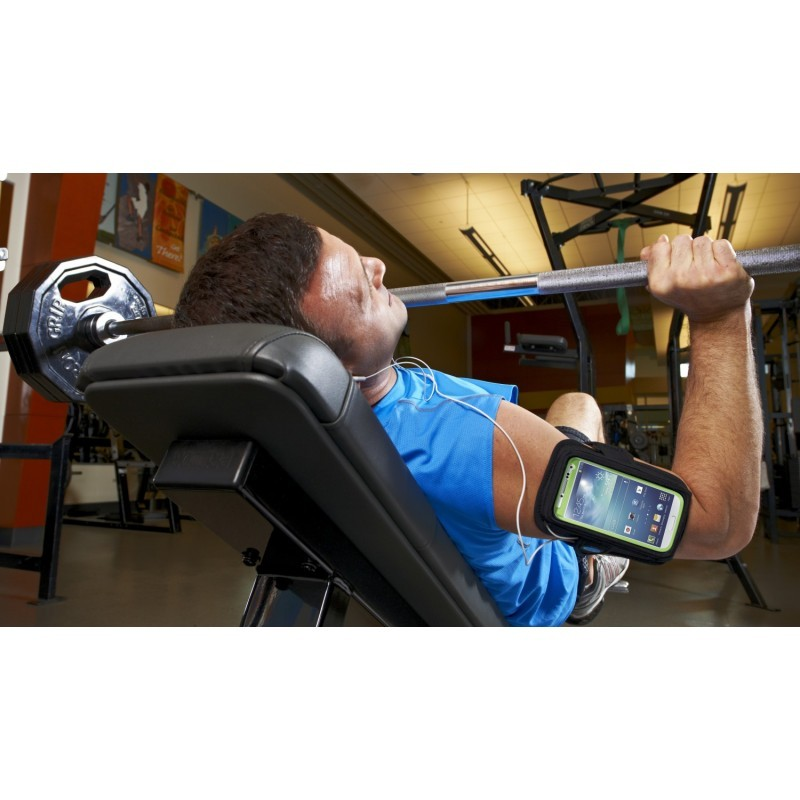 Tune Belt Sportarmband AB83 iPhone 5(S)/SE