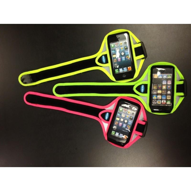 Tune Belt Sportarmband AB87RP iPhone 5(S)/5C/SE Pink