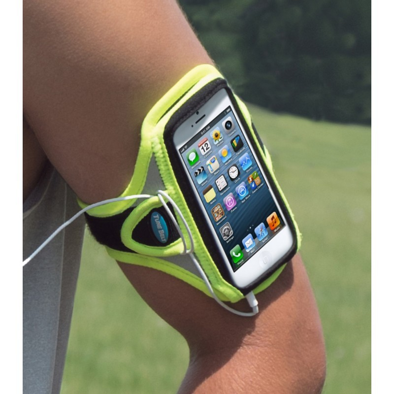 Tune Belt Sportarmband AB87RY iPhone 5(S)/5C/SE Gelb