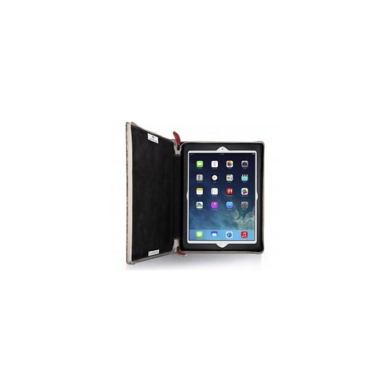 Twelve South Rutledge BookBook iPad Mini 1/2/3 braun