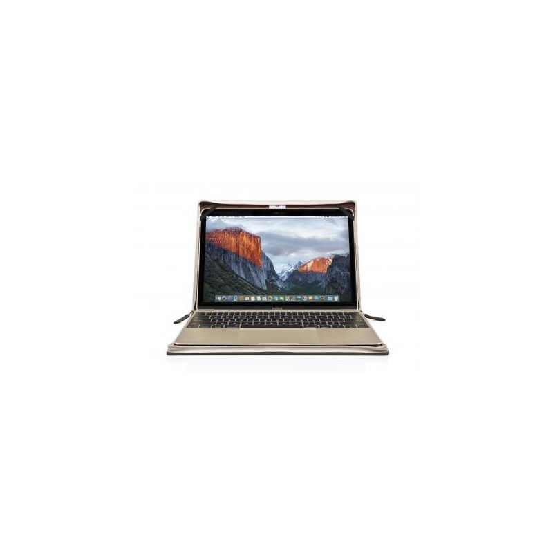 "Twelve South BookBook MacBook 12"" braun"