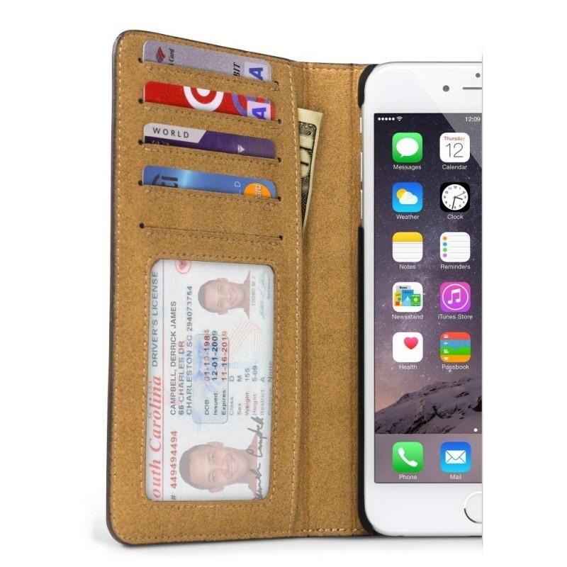 Twelve South BookBook iPhone 6(S) Plus braun