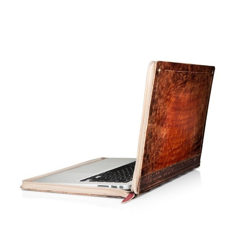 "Twelve South BookBook MacBook Pro 13,3"" braun/rot"