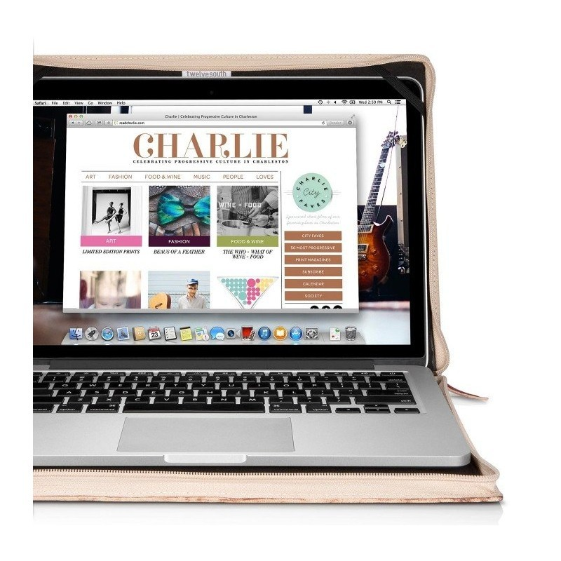 "Twelve South BookBook MacBook Air 11"" Rutledge"