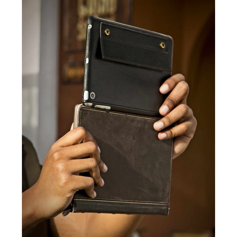 Twelve South BookBook iPad Mini 1/2/3/4 braun