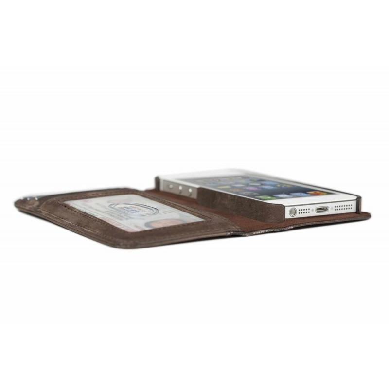 Twelve South BookBook iPhone 5(S)/SE braun