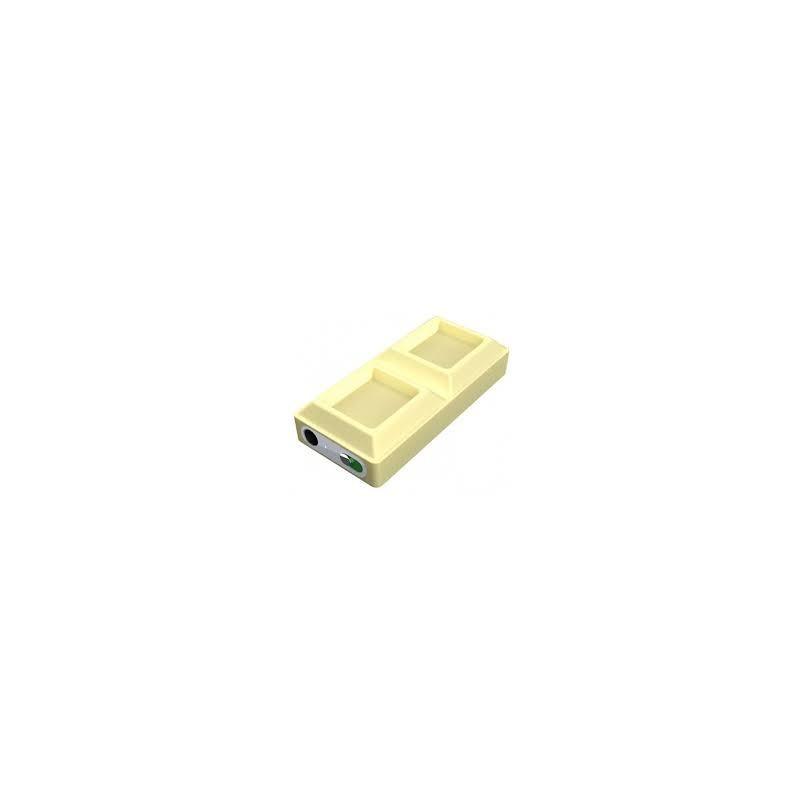 ChocoShuffle iPod Shuffle 3G White