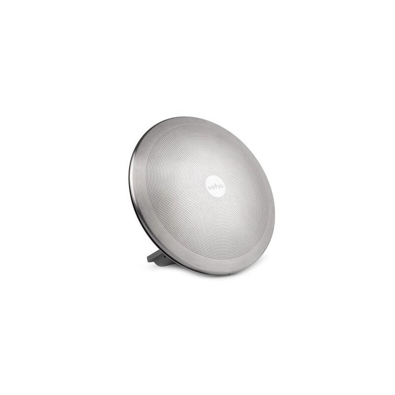 Veho M8 Wireless Bluetooth Lautsprecher silber