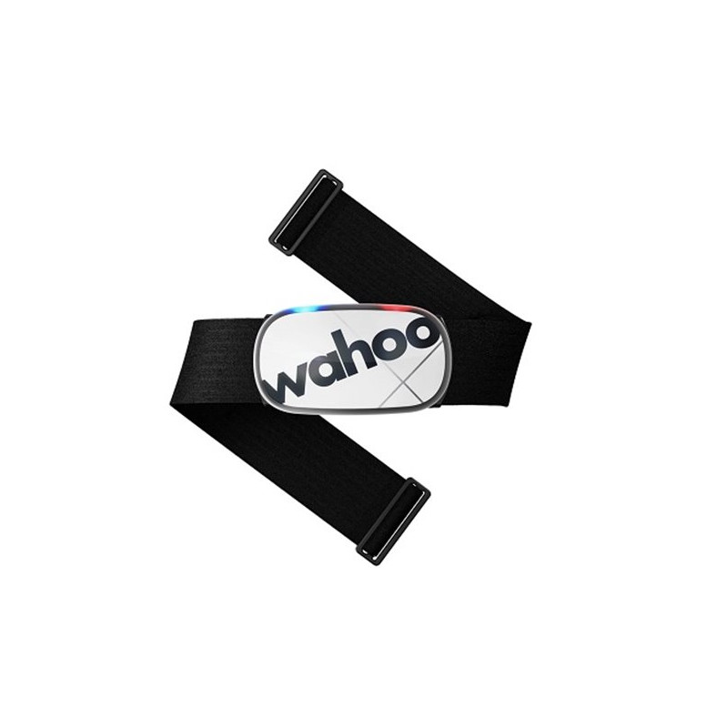 Wahoo Fitness TICKR X 2 Herzfrequenzmesser (Modell 2020)