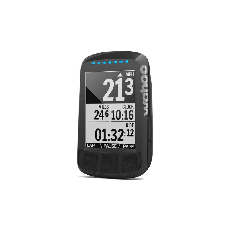 Wahoo Fitness ELEMNT BOLT Stealth GPS Fahrrad Computer