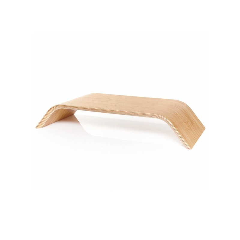 Woodcessories Ecolift MacBook stand bamboo