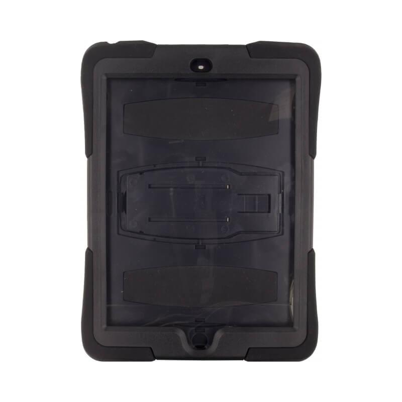 Xccess Survivor Case iPad 2017 schwarz