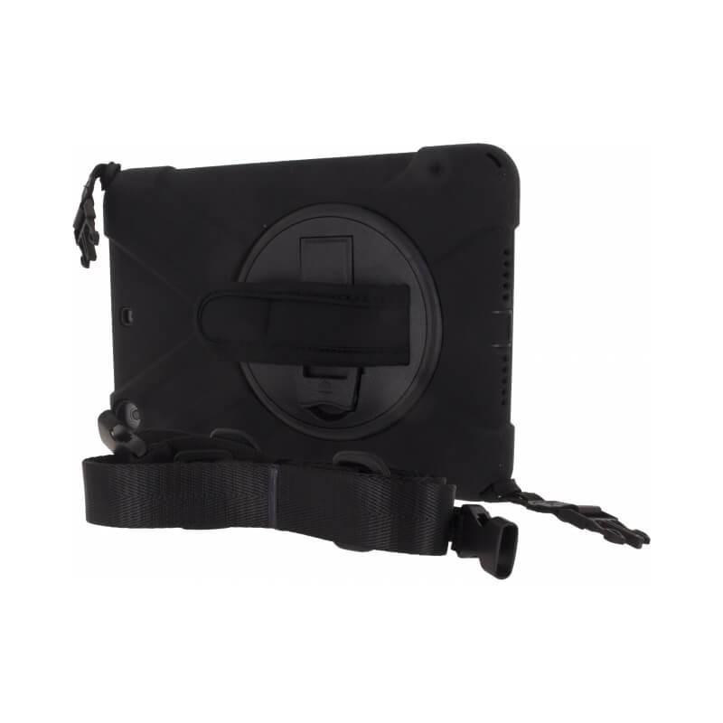 xcces airstrap case mit handschlaufe mini 4 schwarz. Black Bedroom Furniture Sets. Home Design Ideas