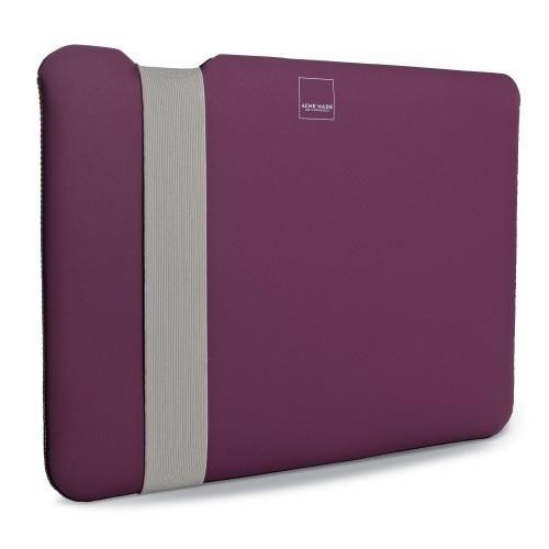 Acme Made Skinny Sleeve MacBook Pro 15 inch Pink/Purple / Grey