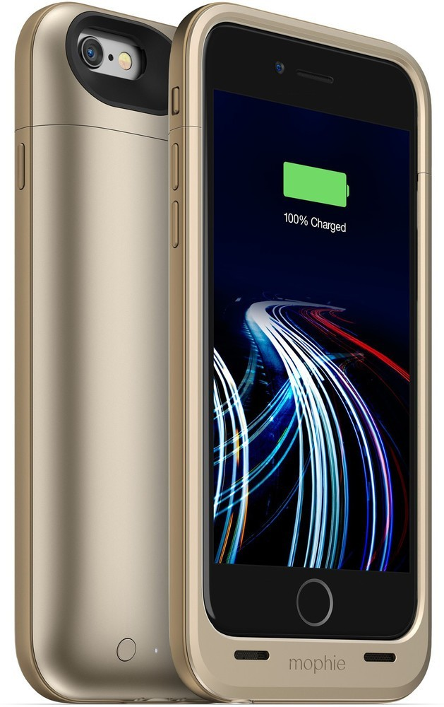 Mophie juice pack ultra iPhone 6(S) 4000 mAh gold