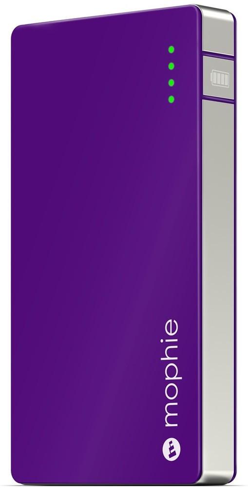 Mophie powerstation mini 2500 mAh lila