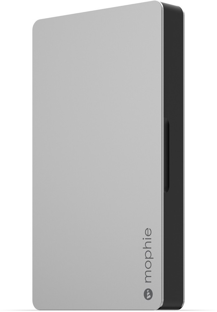 Mophie powerstation plus 3000 mAh Micro USB schwarz