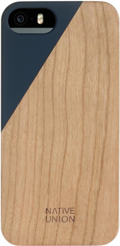 Native Union Clic Wooden iPhone 5 / 5S Marine
