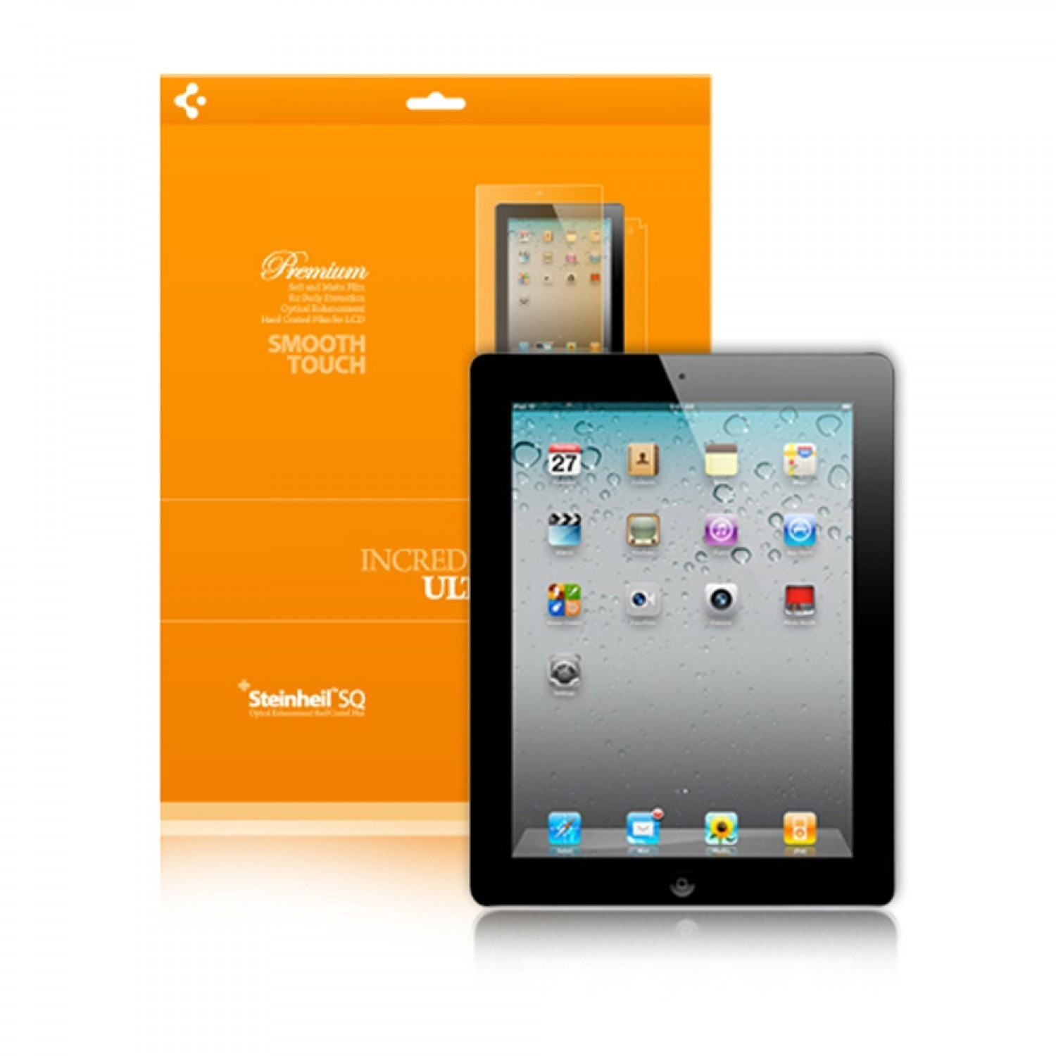 Spigen Incredible Shield ULTRA MATTE Full Body Protector iPad 2