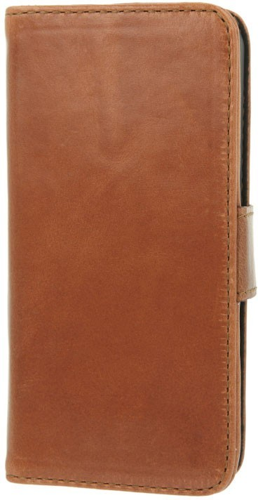 Valenta Booklet Classic Luxe iPhone 5 / 5S Brown
