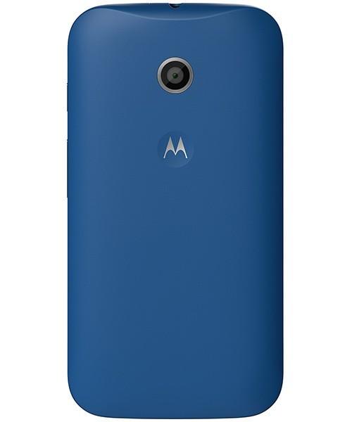Motorola Shell für Motorola Moto E blau