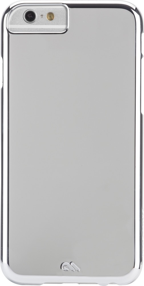 Case-Mate Barely There iPhone 6 / 6S Metallic Silver