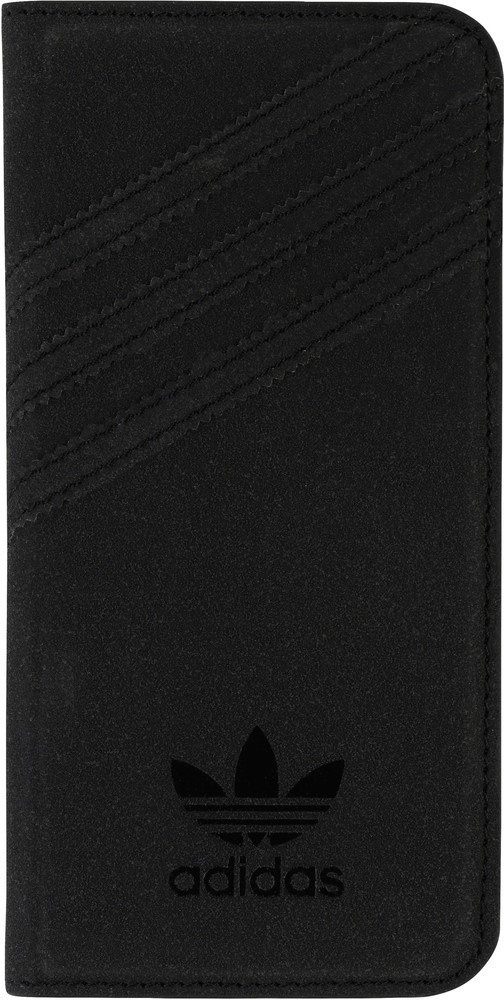 Adidas Vintage Booklet iPhone 6 / 6S Schwarz
