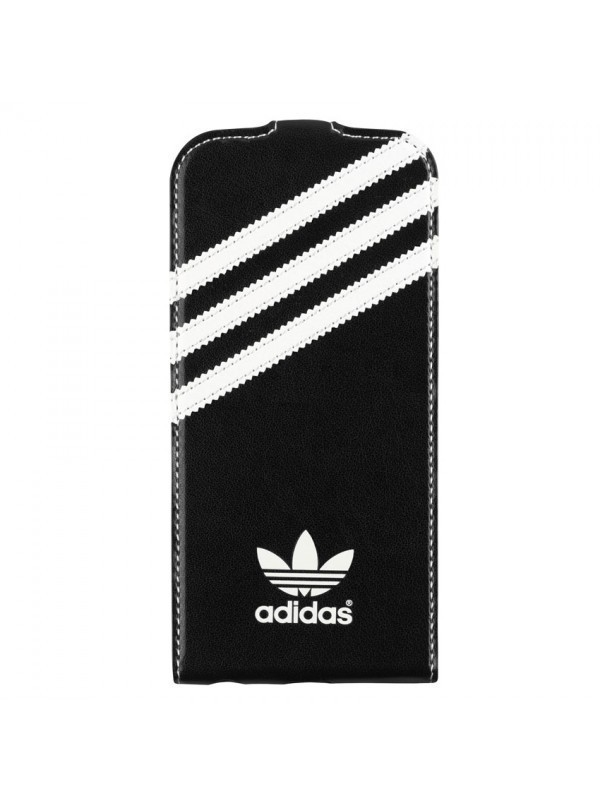 Adidas Flip Case iPhone 6(S) schwarz