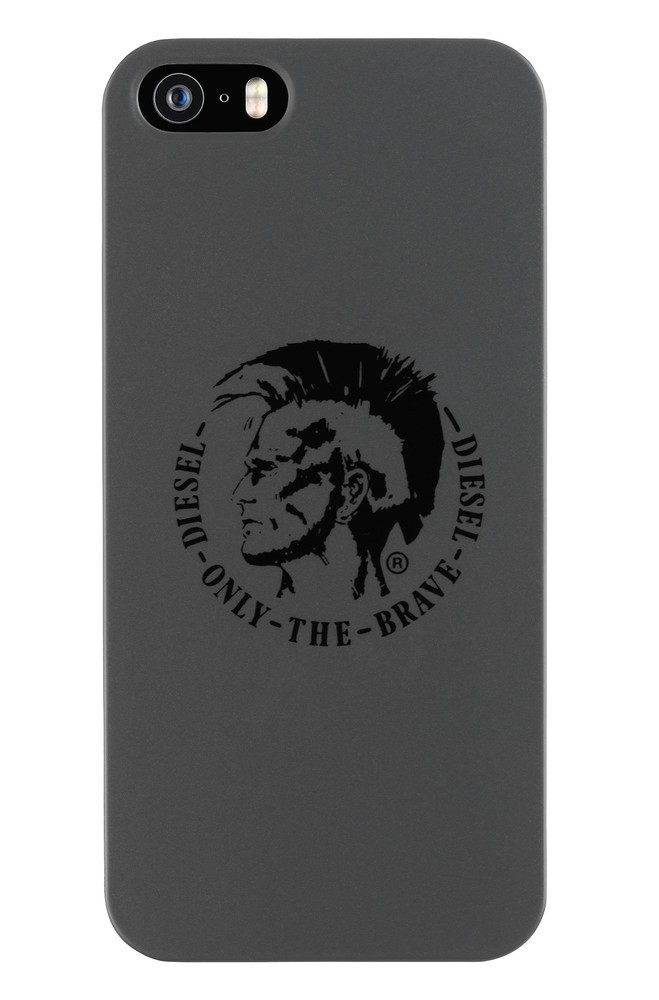 Diesel Pluton Castlerock iPhone 5 / 5S Grey