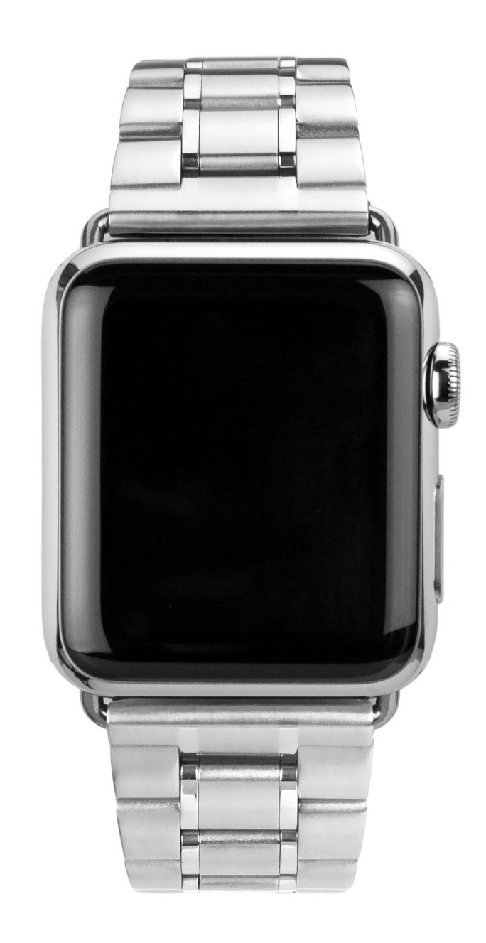 Steel Band Apple Watch 42mm Silver