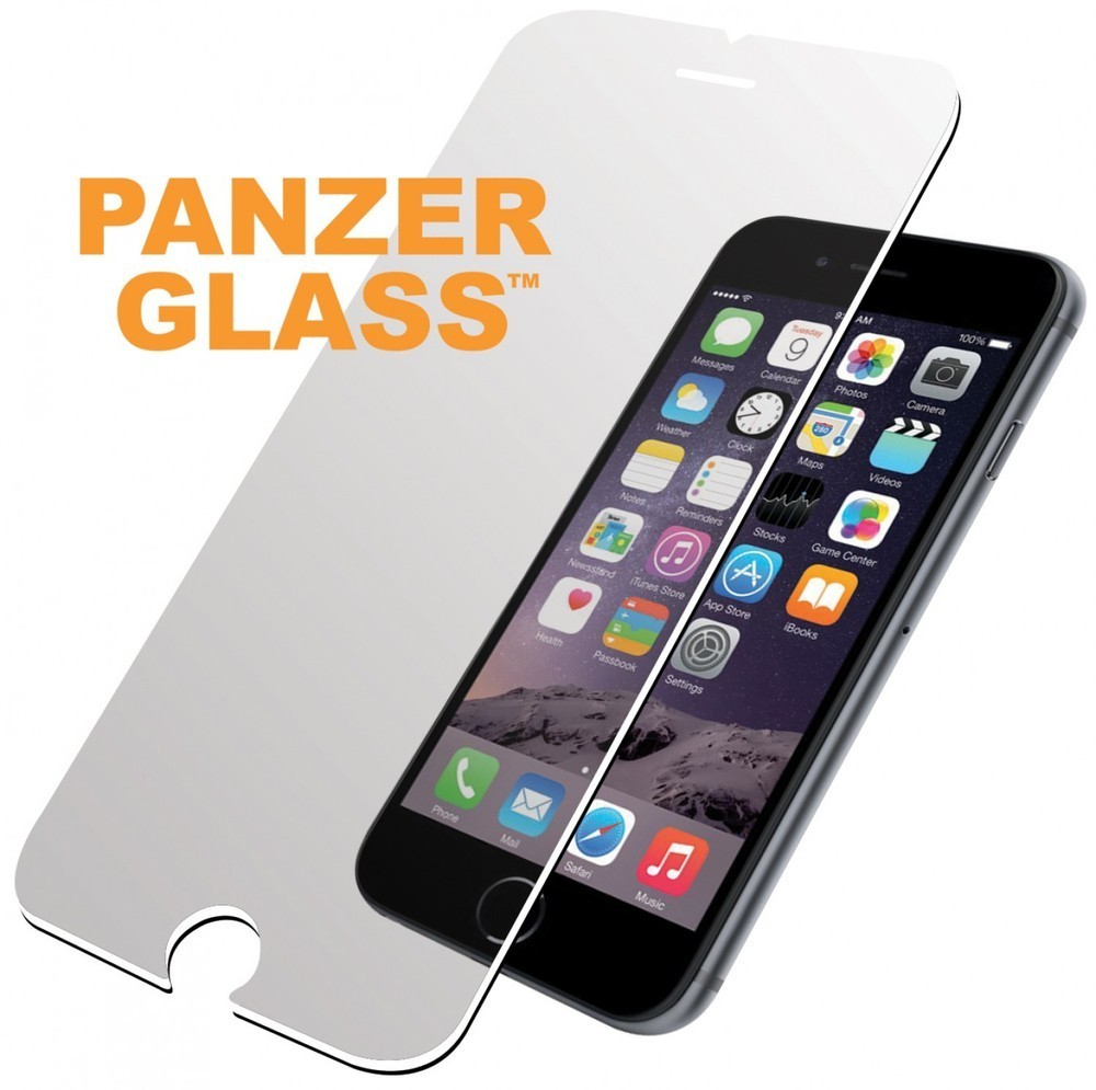 PanzerGlass iPhone 7 Plus Glass Displayschutzfolie