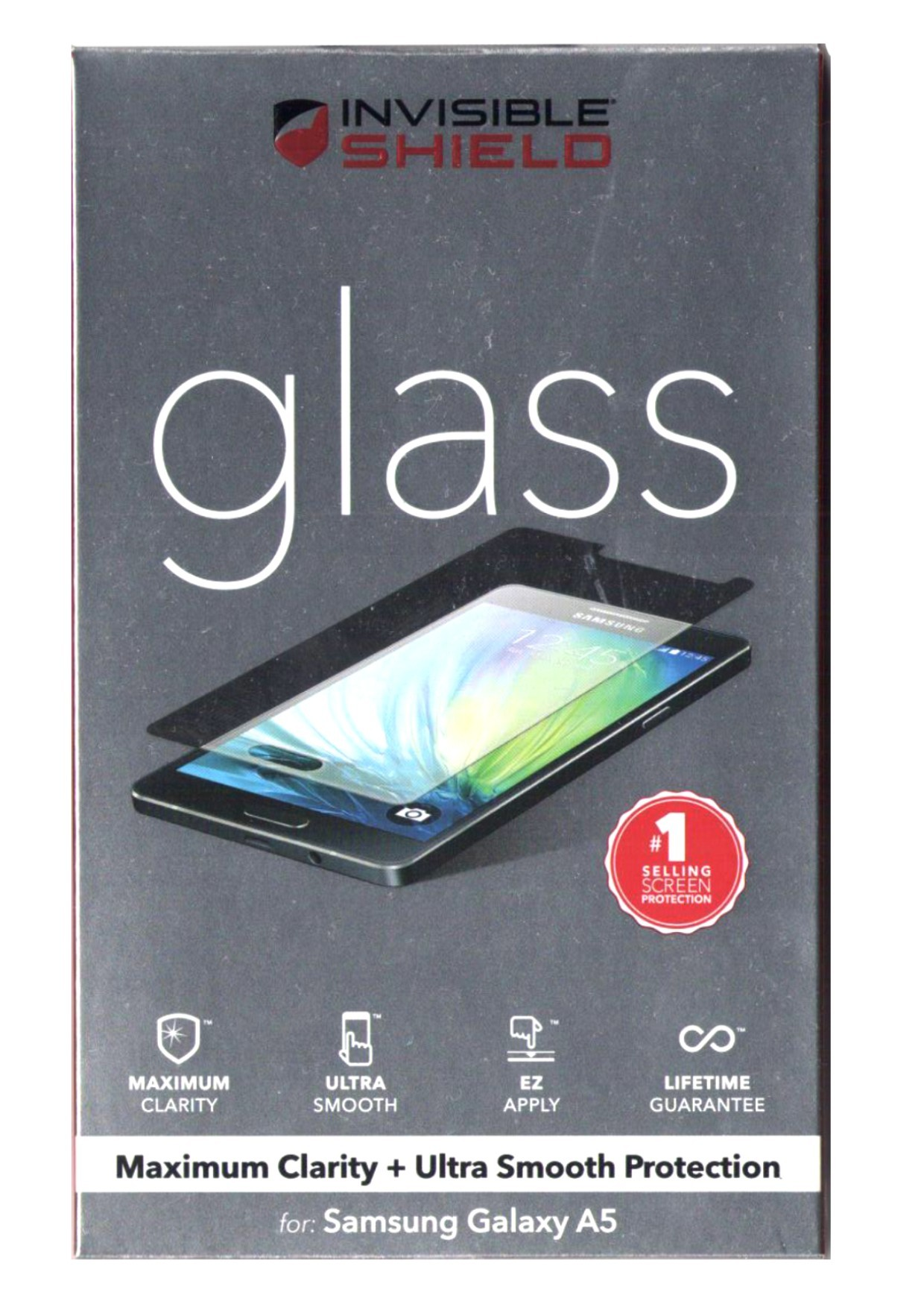invisibleSHIELD GLASS Galaxy A5 Screenprotector