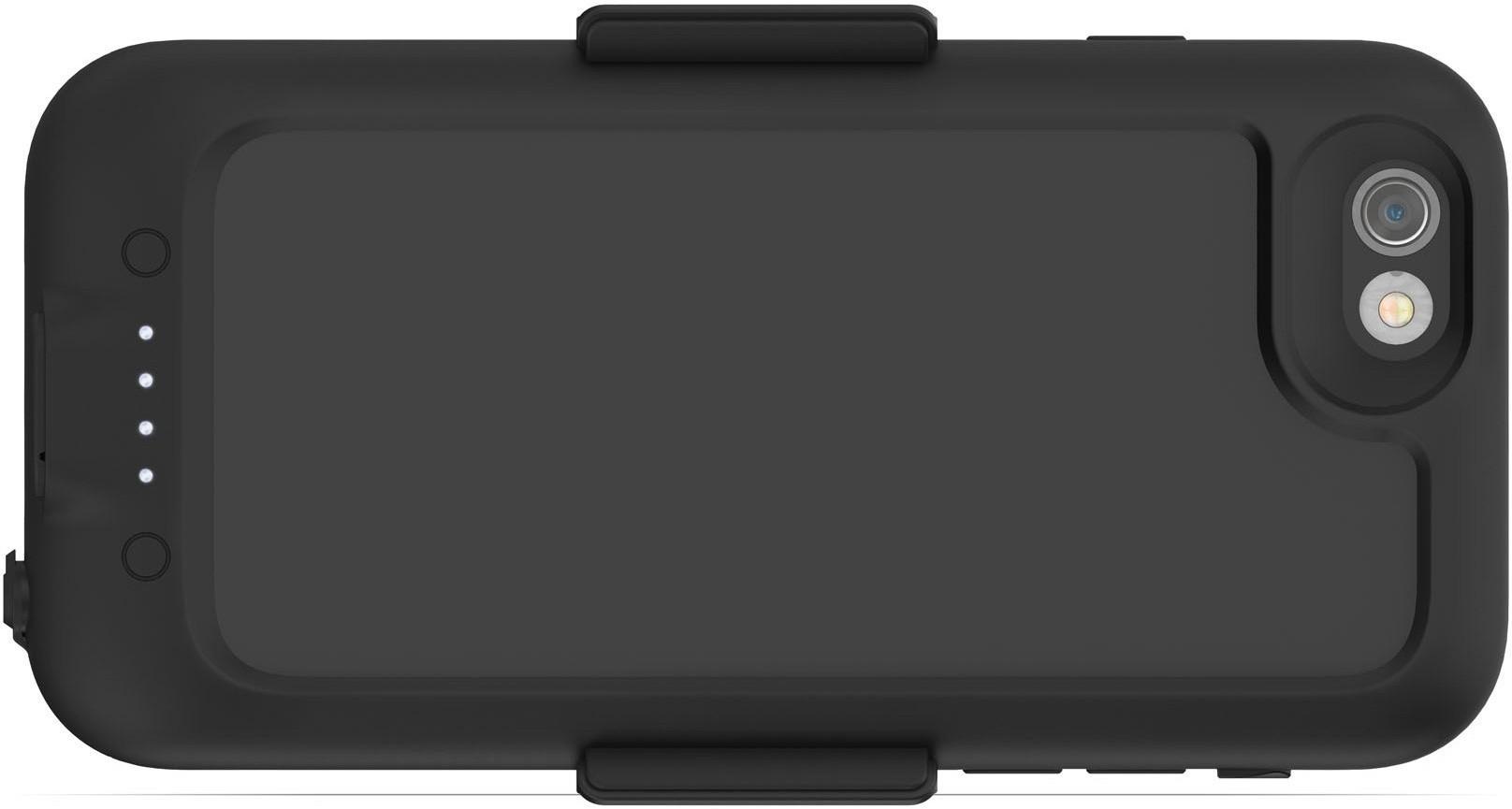 Mophie H2PRO Belt Clip iPhone 6(S) schwarz