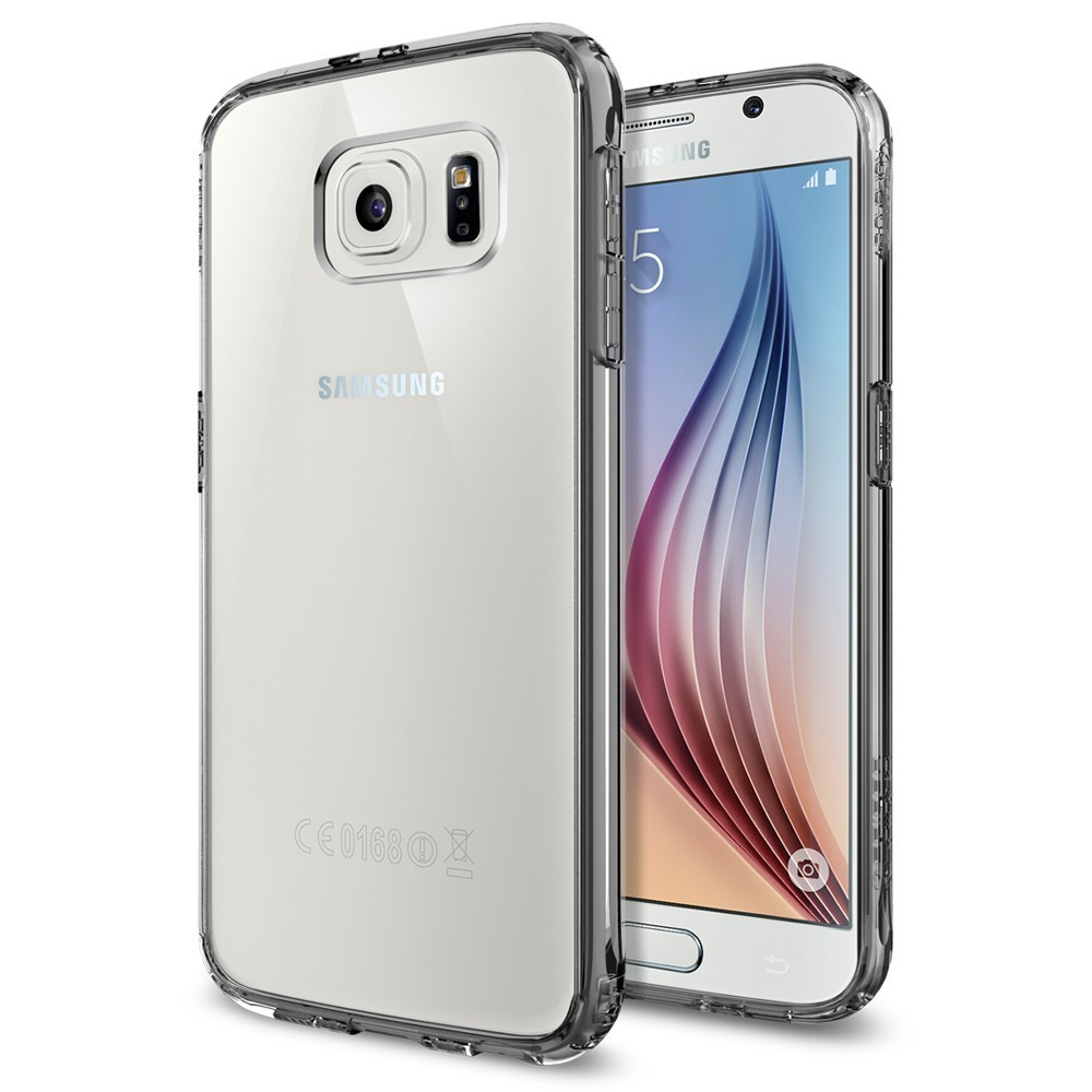 Spigen Ultra Hybrid Galaxy S6 Space Crystal