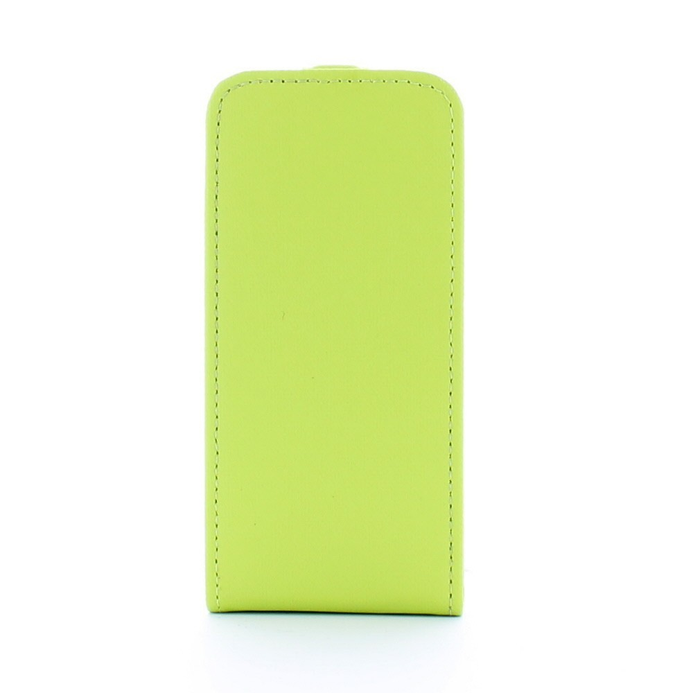 Eco iPhone 5 / 5S Flip Case Lime