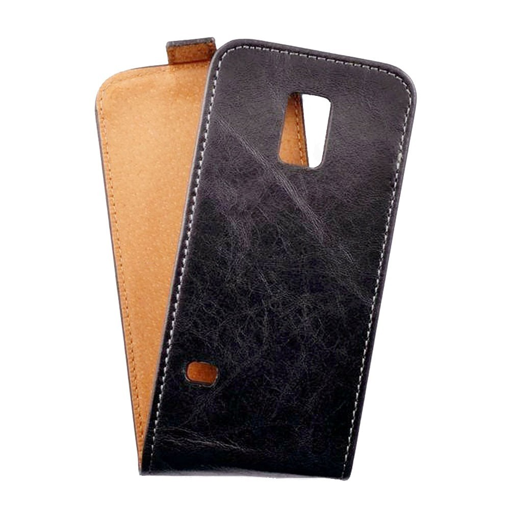 Toscana Galaxy S5 Flip Case Black