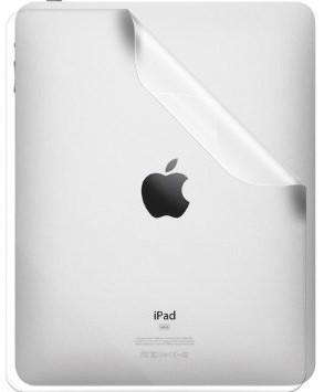 ZAGG invisibleSHIELD iPad 2 Back Protector