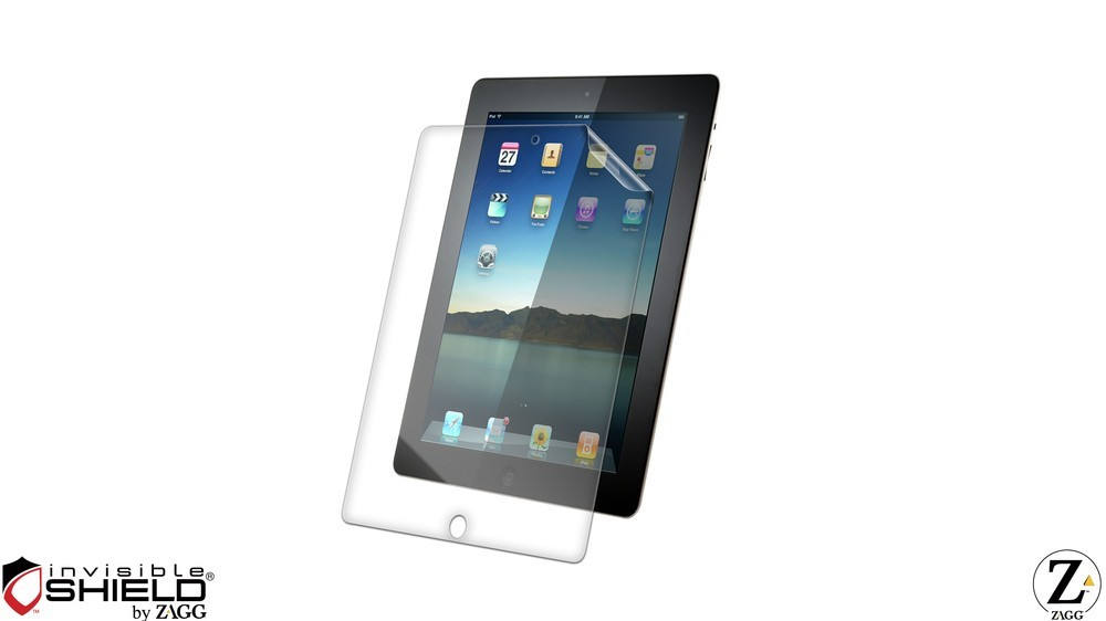 ZAGG invisibleSHIELD iPad 2 / 3 / 4 Screenprotector