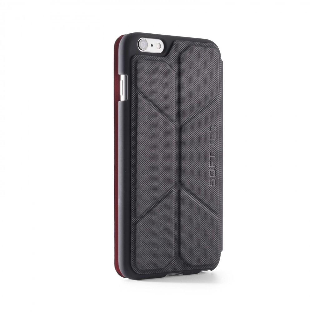 Element Case Soft-Tec Wallet iPhone 6(S) Plus schwarz