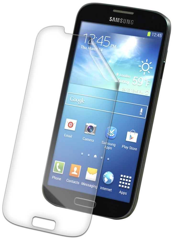 ZAGG invisibleSHIELD Galaxy S4 Screenprotector
