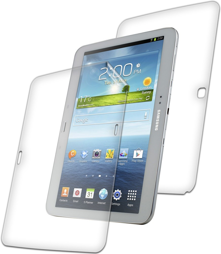 ZAGG invisibleSHIELD Galaxy Tab 3 10.1 Full Body