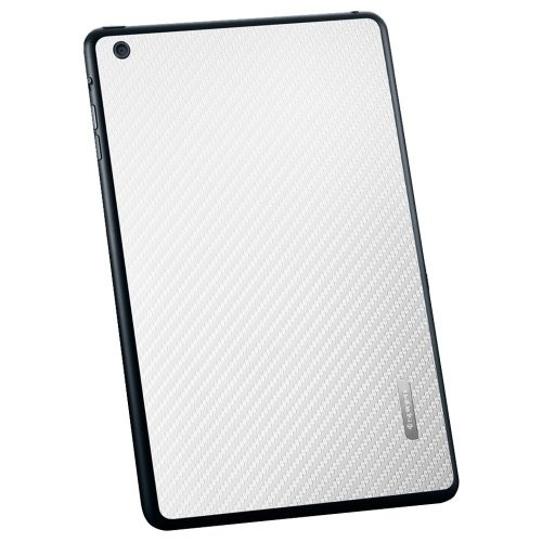 Spigen Skin Guard Carbon iPad Mini 1/2/3 weiß