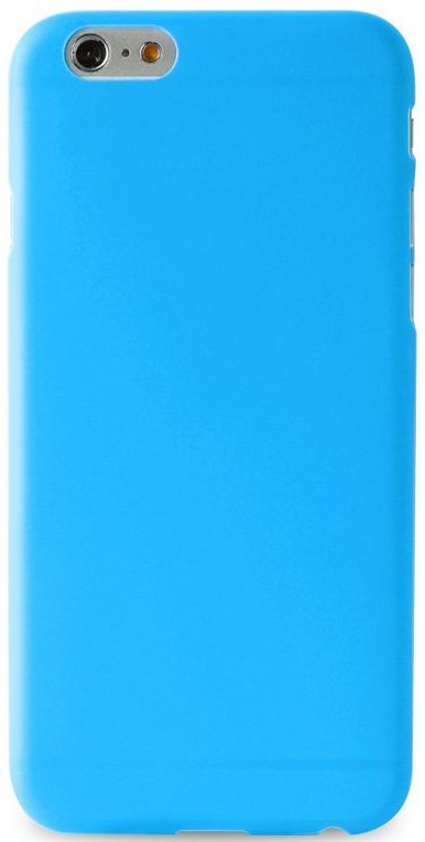 Puro UltraSlim  0.3 mm Cover iPhone 6 Plus Blau